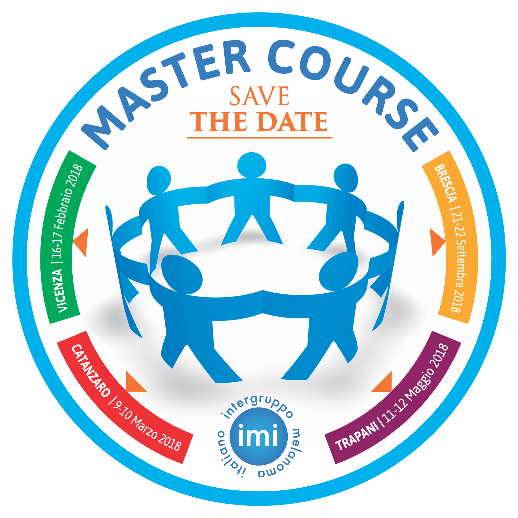 IMI Save The Date Master Course 2018